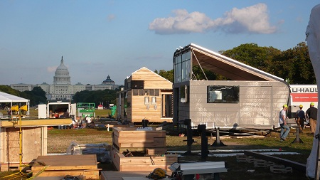 Solar Decathlon, National Mall, Washington, D.C.