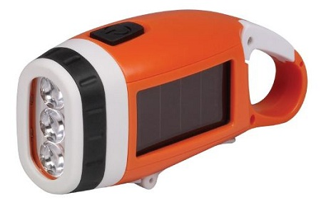 Solar flash light, Energizer, solar powered