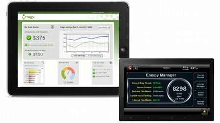 home energy monitoring, Eragy, second-generation system