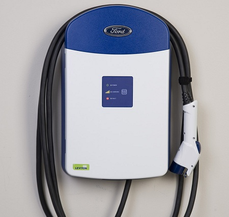 Ford Focus Electric, electric vehicle home charging station, Best Buy