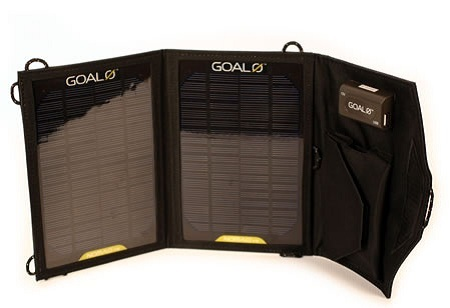Portable solar charging, Goal Zero, Guide 10 Adventure Kit