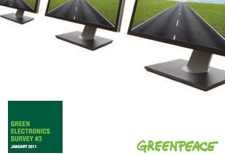 Green Electronics Survey, Greenpeace