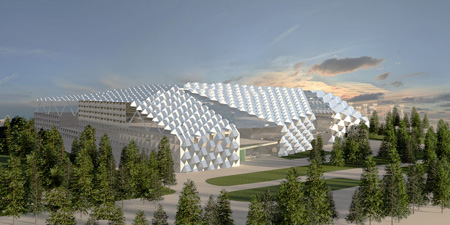 OFIS Solar Building 1