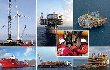 offshore floating vertical-axis wind power, Technip