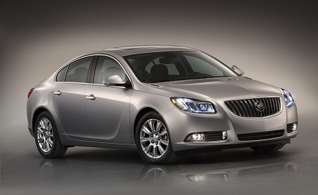 2012 Buick Regal, eAssist