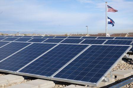 Douglas County Schools solar