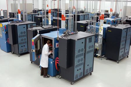 ENVIA Battery Lab