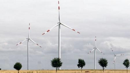 GE wind turbines Europe