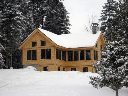 Gorman Chairback Lodge Maine