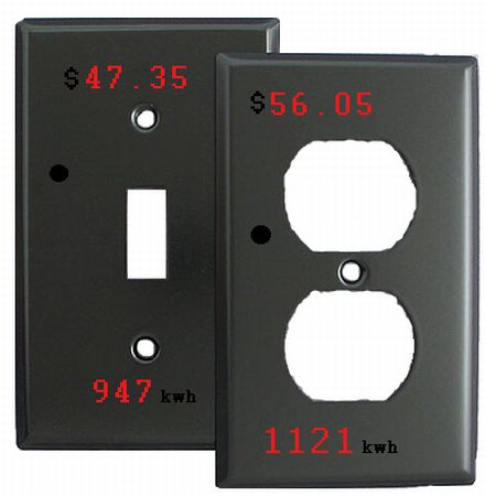 Outlet Power Usage Monitor
