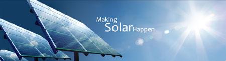 Solar Tech Banner
