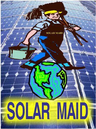 Solar Maid Logo
