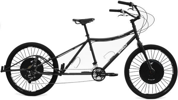 Surly E+ E-Bike Conversion
