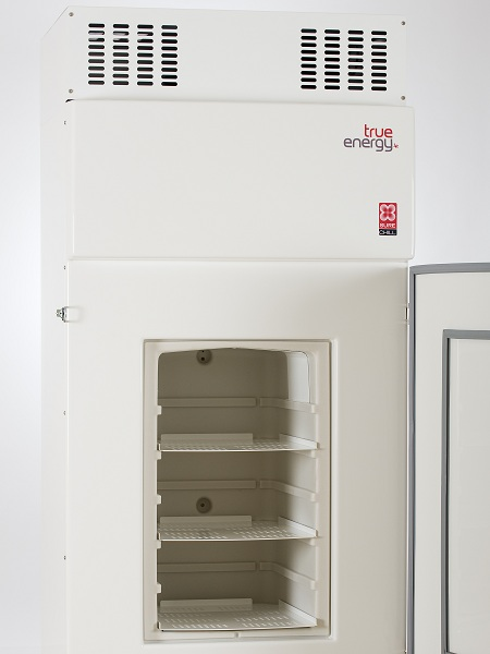 True Energy vaccine refrigerator