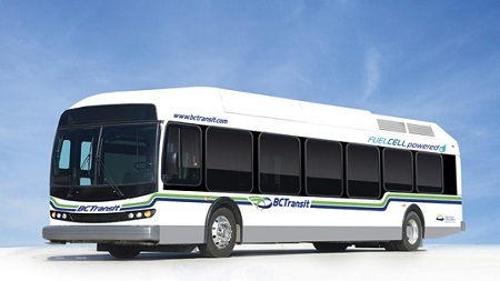 fuel cell bus, Ballard Power Systems