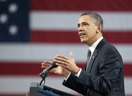 President Obama, Penn State University, Better Buildings Initiative
