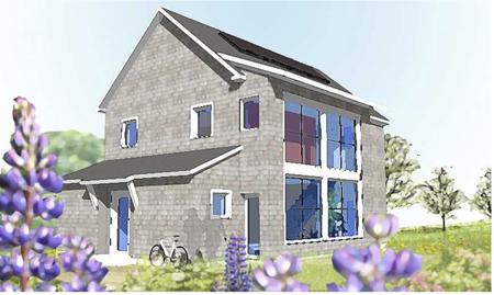 Passive House Maine