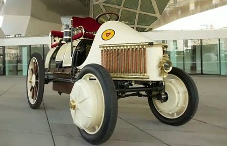 Porsche 1900 hybrid, Semper Vivus