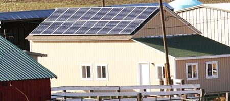 Synchro solar, solar farms in Oregon