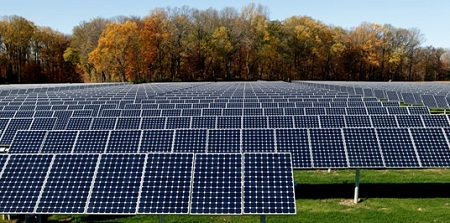 Sunpower, Princeton, solar power