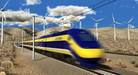High speed rail, California High-Speed Rail