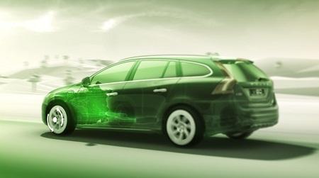 Plug-in Hybrid Diesel, Volvo V60