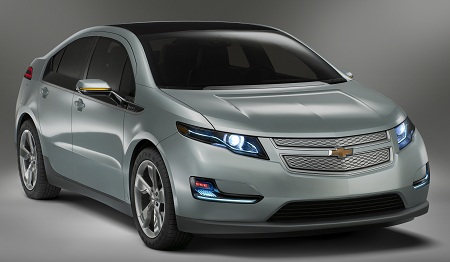 electric vehicles, 2011 Chevrolet Volt, GM