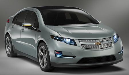 electric vehicles, 2011 Chevrolet Volt, GM