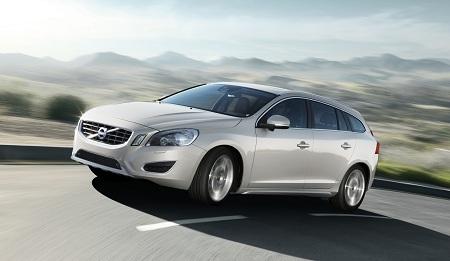 Volvo V60 plug-in hybrid diesel
