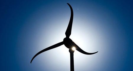 wind turbine, wind for schools