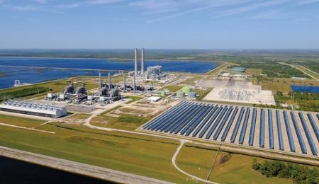 FPL Martin Solar Facility