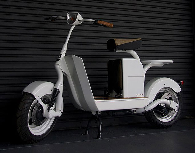 Fido Electric Scooter