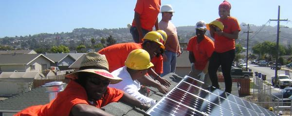 GRID Solar Volunteers