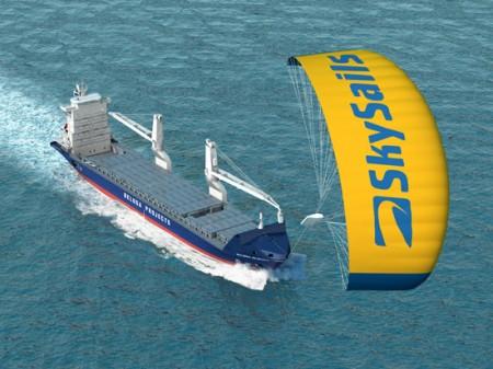 Kite Ship