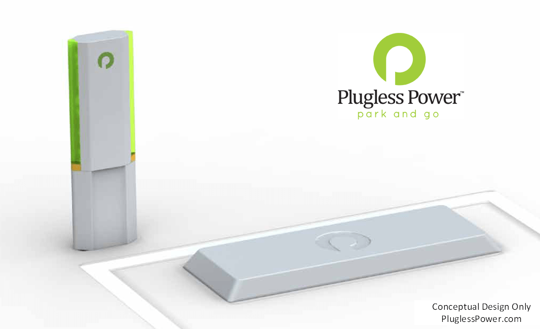 Plugless-Power concept