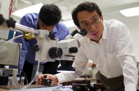 Professor Lei Zhai- UCF