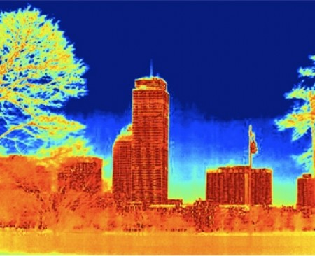 MIT Thermal Image of Boston
