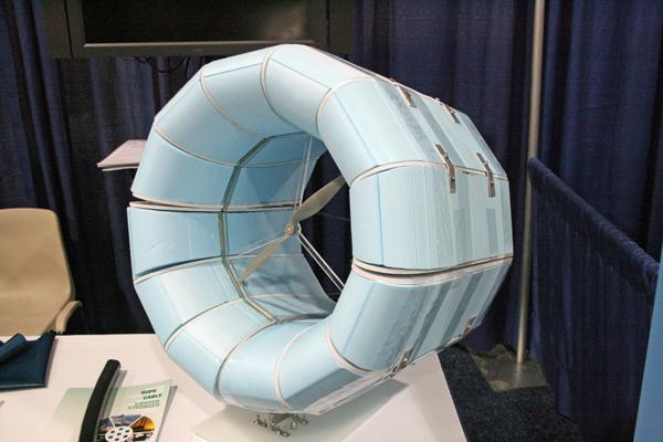 Airborne Wind Turbines: Altaeros Energies