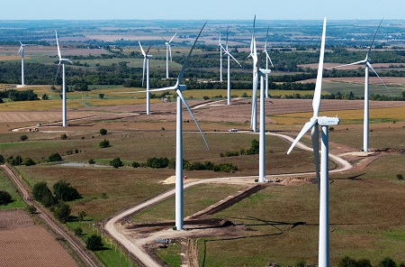 Flat Water Wind Project, Nebraska, Gestamp
