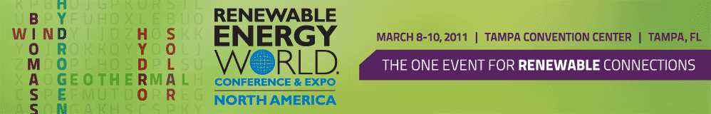 Renewable Energy Conference Logo