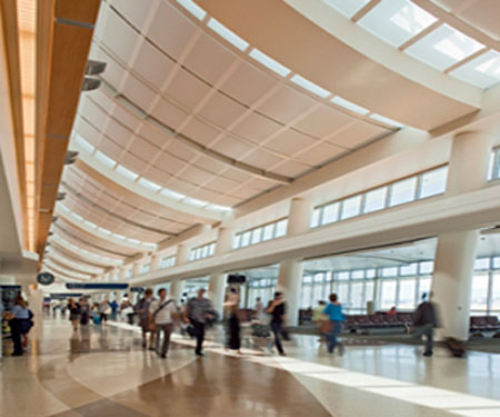 SJC Terminal B