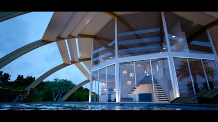 Pearl passive solar house 2