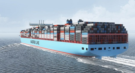 Triple-E container ship, Maersk Line