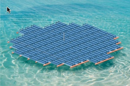 Solaris Floating Panels