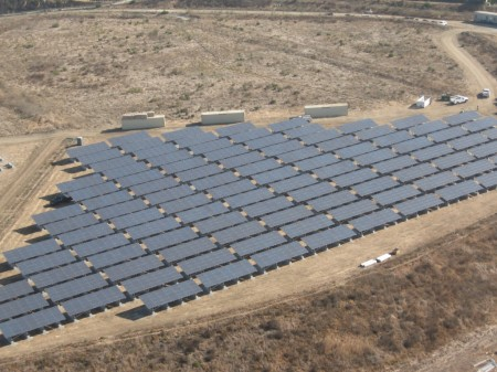 Camp Pendleton Marines Get Solar Power Earthtechling