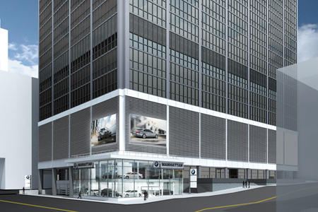 BMW Manhattan LEED
