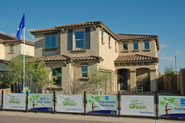 Lyon's Gate PHX Meritage Home