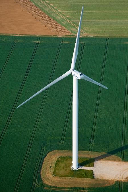 Nordex Turbine