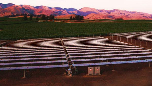 San Luis Obispo Solar Tracker
