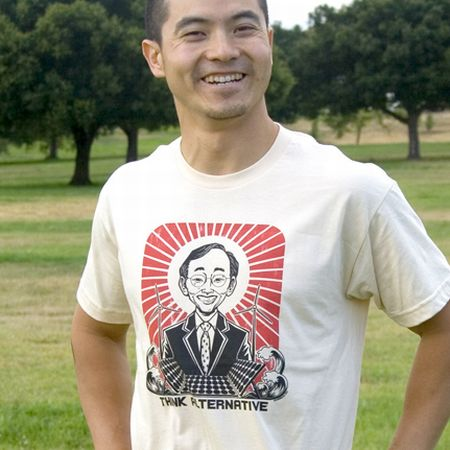 Steven Chu shirt